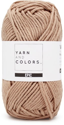 Yarn and Colors Oh Baby! Sweater Strickpaket 009 Limestone