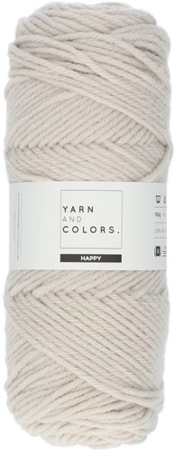 Yarn and Colors Maxi Cardigan Häkelpaket 2 S/M Birch