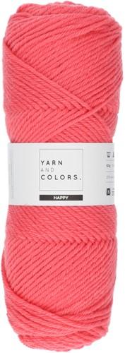 Yarn and Colors Maxi Cardigan Häkelpaket 5 L/XL Pink Sand