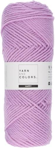 Yarn and Colors Maxi Cardigan Häkelpaket 7 L/XL Orchid