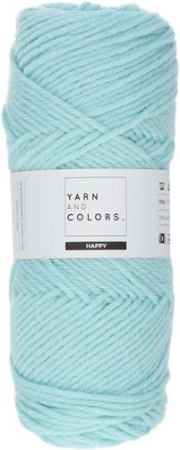Yarn and Colors Maxi Cardigan Häkelpaket 10 S/M Jade Gravel