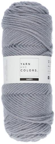 Yarn and Colors Maxi Cardigan Strickpaket 11 S/M Shark Grey