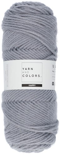 Yarn and Colors Maxi Cardigan Häkelpaket 12 L/XL Shark Grey