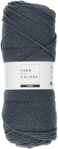 Yarn and Colors Maxi Cardigan Strickpaket 12 S/M Graphite