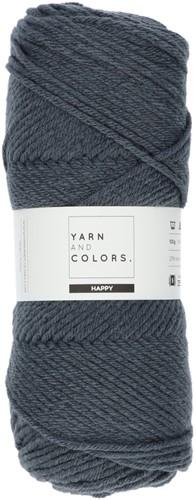 Yarn and Colors Maxi Cardigan Häkelpaket 13 S/M Graphite
