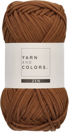 Yarn and Colors Tank Top Strickpaket 2 Satay XL