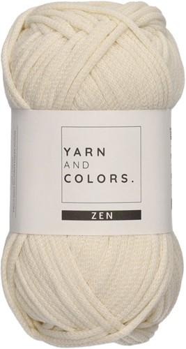 Yarn and Colors Tank Top Strickpaket 1 Cream M