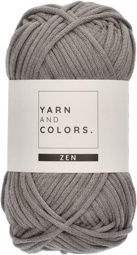Yarn and Colors Tank Top Strickpaket 3 Shark Grey XL