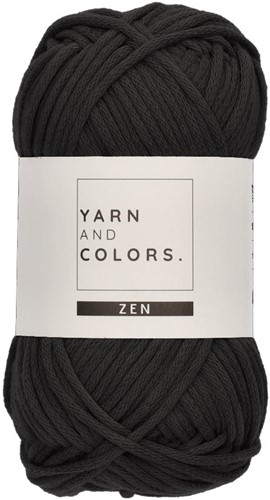 Yarn and Colors Tank Top Strickpaket 4 Graphite S