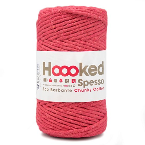 Hoooked Spesso Chunky Cotton 1070 Coral