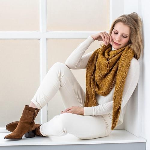Strickanleitung Cosy Wool Schal