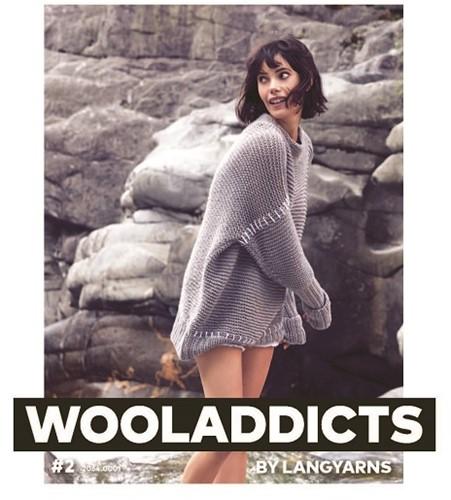 Lang Yarns Wooladdicts #2