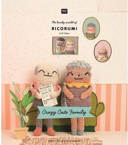 Rico Ricorumi Crazy Cute Family