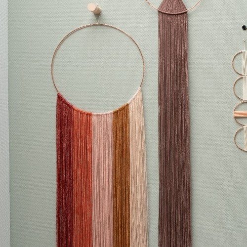 Yarn and Colors Degrade WOW! Wandschmuck Paket 023