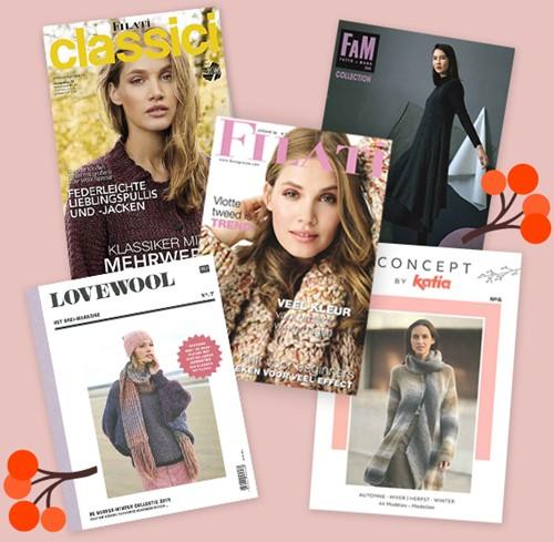 Winter magazine paket Damen 2018-2019