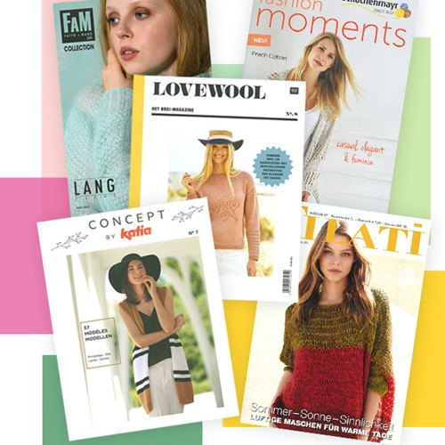 Sommer Magazin Paket Damen 2019