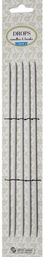 Drops Basic Spielstricknadeln Aluminium 20cm 2,0mm