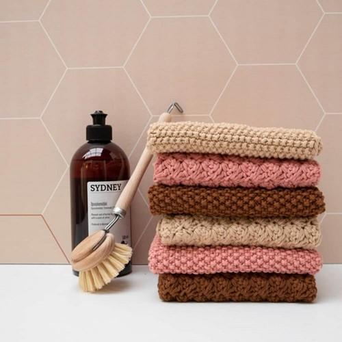 Yarn and Colors Clean Cloths Strick-/Häkelpaket