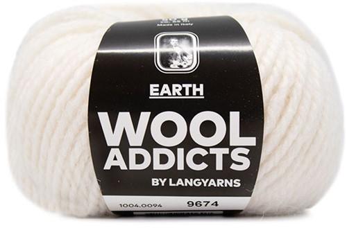 Wooladdicts Pebbles Pullover Strickpaket  1 M