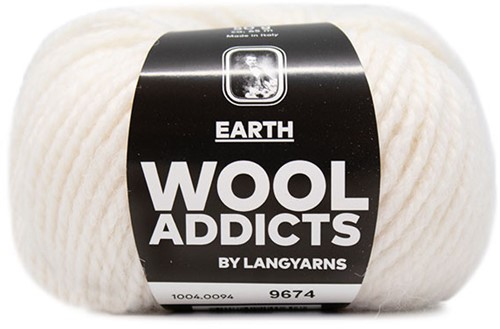 Wooladdicts Pebbles Pullover Strickpaket  1 L