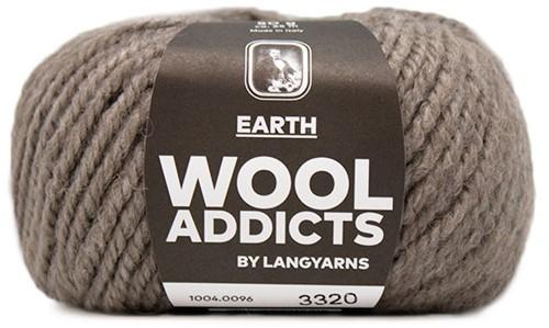 Wooladdicts Pebbles Pullover Strickpaket  3 L