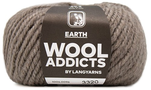 Wooladdicts Touch of Taupe Pullover Strickpaket 3 S