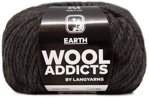 Wooladdicts Pebbles Pullover Strickpaket  4 XL