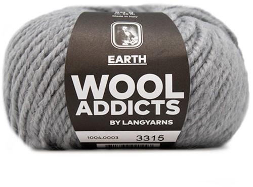 Wooladdicts Pebbles Pullover Strickpaket  5 L