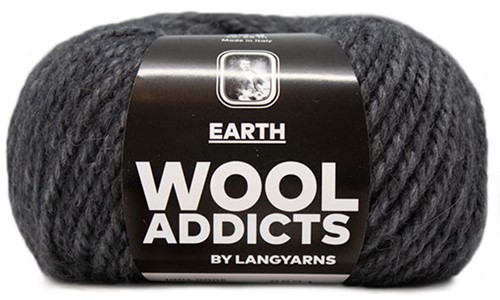 Wooladdicts Grounded Gear Pullover Strickpaket 6 L/XL