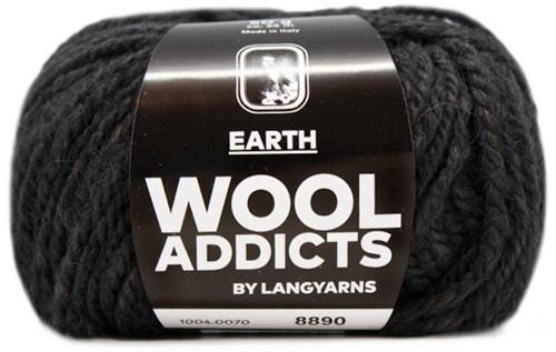 Wooladdicts Pebbles Pullover Strickpaket  7 M