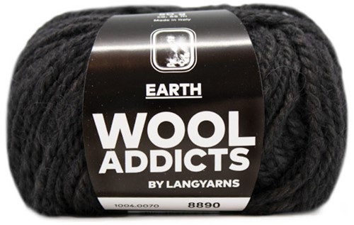 Wooladdicts Grounded Gear Pullover Strickpaket 7 S/M