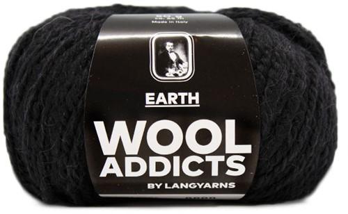 Wooladdicts Pebbles Pullover Strickpaket  8 L