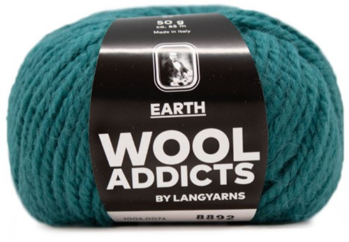 Wooladdicts Grounded Gear Pullover Strickpaket 9 L/XL