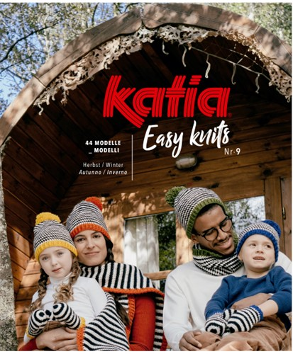 Katia Easy Knits No. 9 2020/21