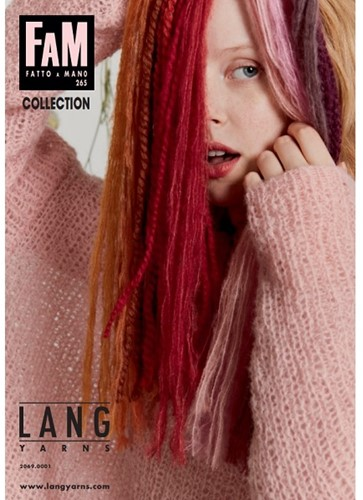 Lang Yarns Fatto a Mano No. 265 Collection