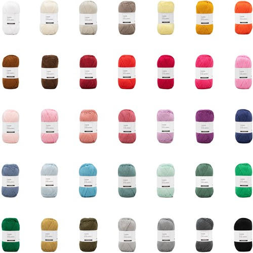 Yarn and Colors Favorite Alle Farben Paket
