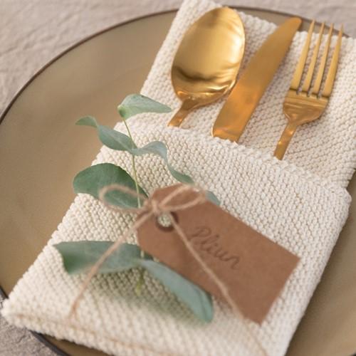 Yarn and Colors Favorite Napkins Strickpaket