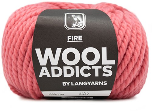 Wooladdicts Chilly Milly Jacke Strickpaket 10 XL