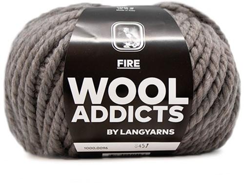 Wooladdicts Braid Mate Stirnband Strickpaket 3