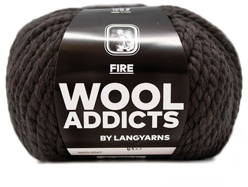 Wooladdicts Summit View Pullover Strickpaket 4 L