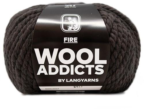 Wooladdicts Braid Mate Stirnband Strickpaket 4