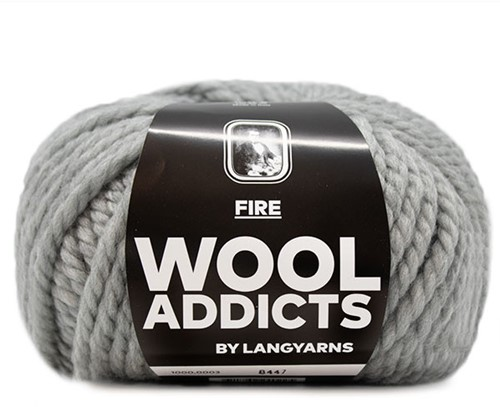Wooladdicts Chilly Milly Jacke Strickpaket 5 S