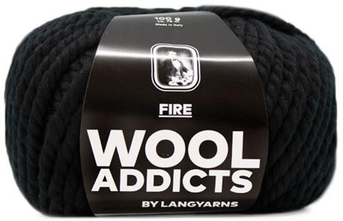 Wooladdicts Braid Mate Stirnband Strickpaket 8