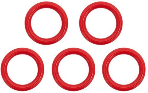 Durable Plastik Ringe 40mm 5 Stück 722