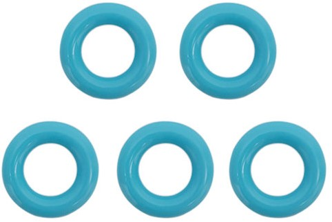 Durable Plastik Ringe 25mm 5 Stück 298