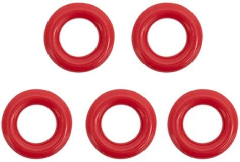 Durable Plastik Ringe 25mm 5 Stück 722