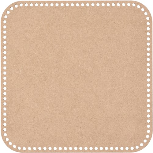 Durable MDF Boden 24x24xcm