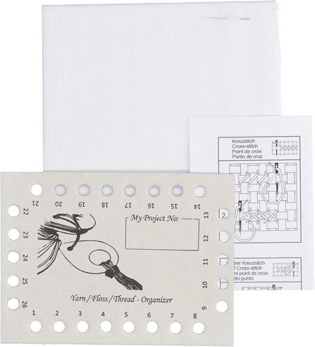 Restyle Stickstoff Aïda 54 (14 ct.) 009 White