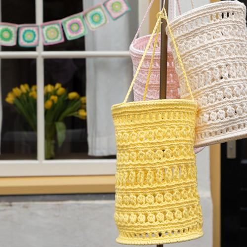 Häkelanleitung Yarn and Colors Garden Party Lantern