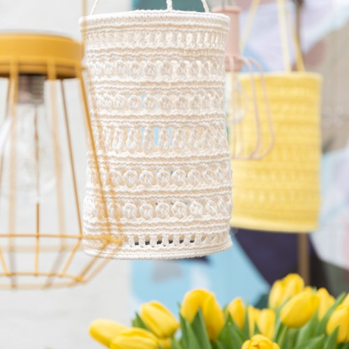Yarn and Colors Garden Party Lantern Häkelpaket